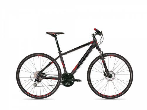 a8c91cc7516 Велосипед Drag 28 Grand Canyon Pro AC-38 21 Черно/Красный 2019